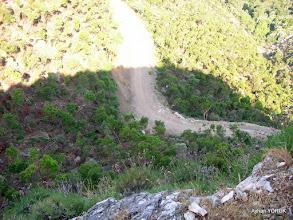 Photo: Tahtalı Barajı - Karacadağ Köyü Arası. EFES-MİMAS (İYON) YOLU 5. Etabı - 08.05.2016 (Değirmendere-Kolophon-Çamönü-Karacadağ-Tahtalı-Gümüldür Etabı)