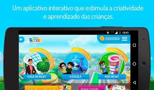 TIM Kids Criar- screenshot thumbnail