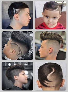 Download Anak LakiLaki Gaya Rambut Pria Dan Pemotongan Rambut - Gaya rambut anak laki laki keren