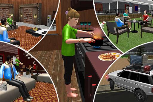 Virtual Step Mom Simulator 1.01 screenshots 2