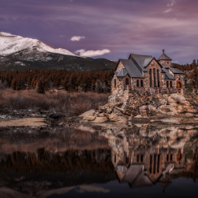 Chapel on the Rock, Estes Park, CO by Andy Taber - Buildings & Architecture Places of Worship (  )