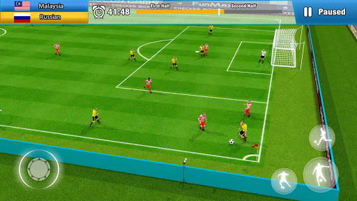 Soccer Revolution 2019 Pro apkpoly screenshots 3