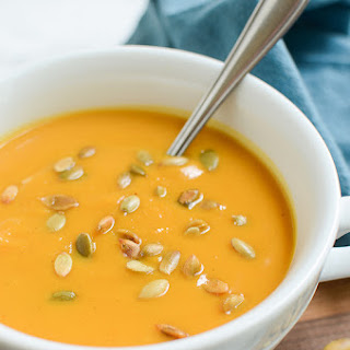 Autumn Squash Soup (Panera Copycat)