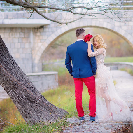 Fotógrafo de bodas Sergey Zabiyako (photosergey). Foto del 05.01.2018