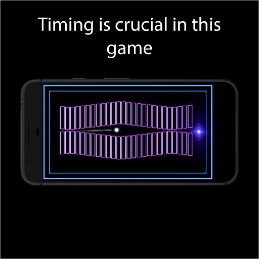 The Fall: Casual Puzzle Aim & Shoot game. screenshot 2