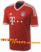 Photo: Bayern Münich 1ª * Camiseta Manga Corta * Camiseta Manga Larga * Camiseta Mujer * Camiseta Niño con pantalón