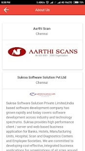 Aarthi Scans and Labs- screenshot thumbnail