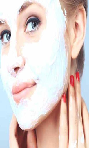 ازالة شعر الوجه بوصفات طبيعية