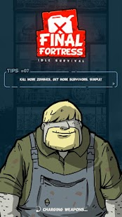 Final Fortress - Idle Survival- screenshot thumbnail