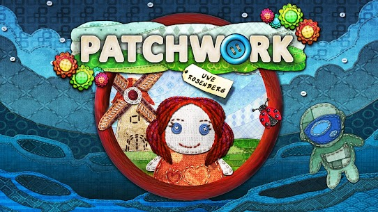 Patchwork The Game 1