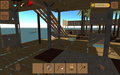 Oceanborn: Survival on Raft 1.5 screenshots 16
