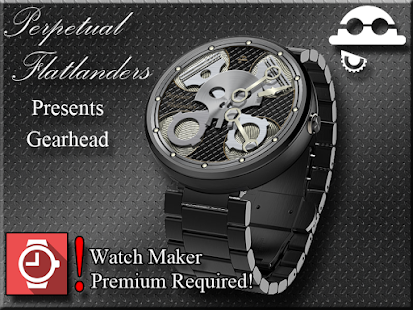 How to mod Gearhead for WatchMaker 1.0 mod apk for android