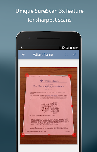 TurboScan: scan documents and receipts in PDF image | 4