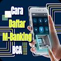 Cara Daftar M Banking BCA icon