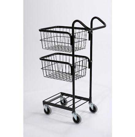 Plockvagn Wheely 2 korgar