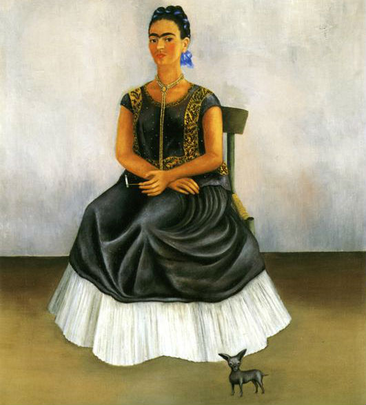 frieda-kahlo-dog