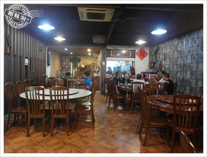 古滷古滷深夜食堂餐廳環境