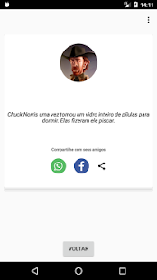 [Download Frases do Chuck Norris for PC] Screenshot 2