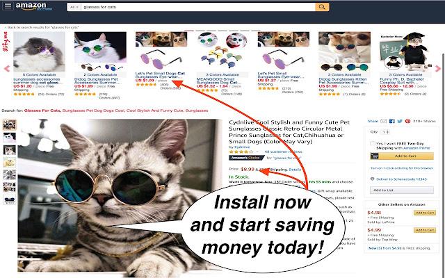 alify.me - Start saving money today!