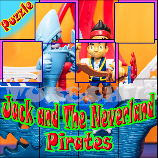 Kingdom Jake and The Pirates Puzzle Games (game)