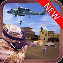 Sniper Desert War - Strike icon