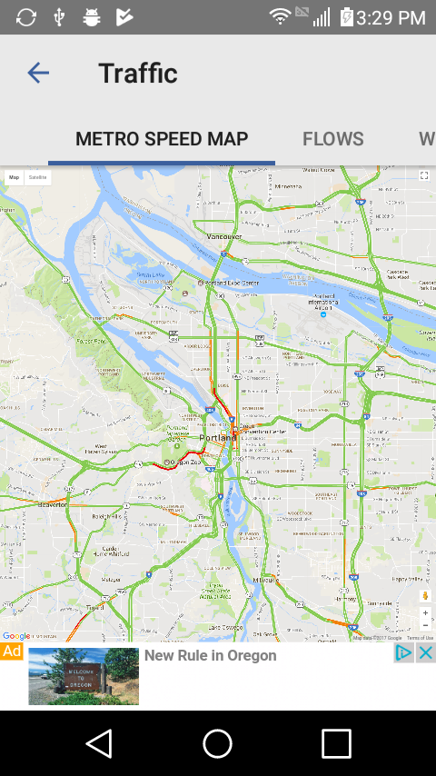 portland traffic from kgw android apps on google play