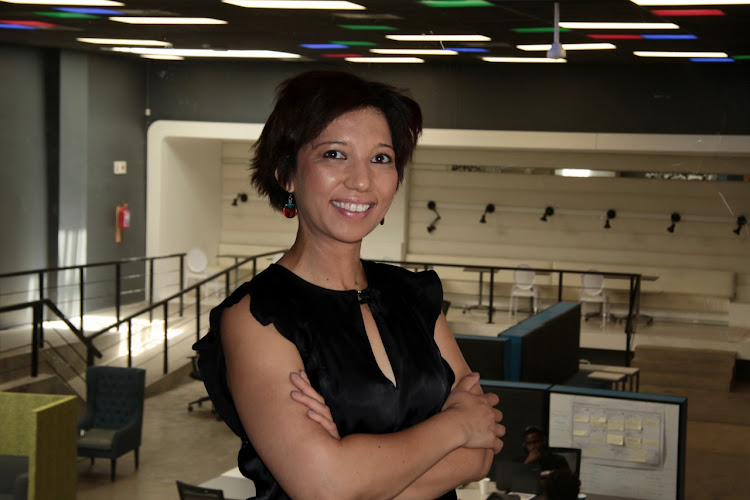CEO of Wits University's Tshimologong Digital Innovation Precinct, Lesley Williams.