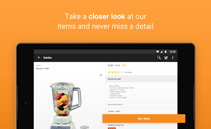 JUMIA Online Shopping APK screenshot thumbnail 13