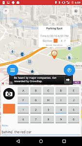 Pinoy parking reminder screenshot 0