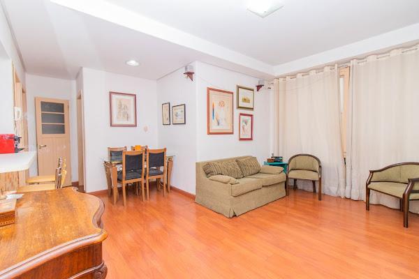 Apartamento Residencial à venda, Rio Branco, Porto Alegre 79m²
