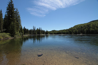 Photo: Wells Gray PP - Clearwater Lake