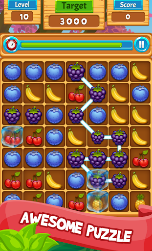 無料解谜Appのフルーツブレイズ|記事Game