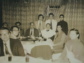 Photo: 1994年1月假孫校長設宴招待留學海外返港渡假的校友01