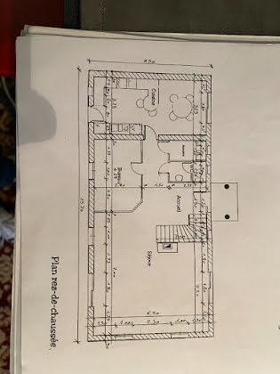 Vente maison 6 pièces 158,73 m2