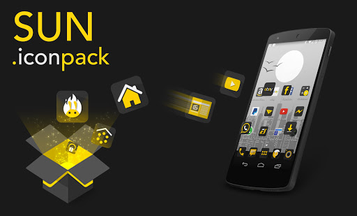 Sun - Icon pack