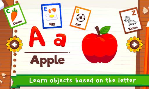 Marbel Alphabet - Learning Games for Kids  screenshots 4