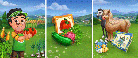Farmville 2 harvest bazaar