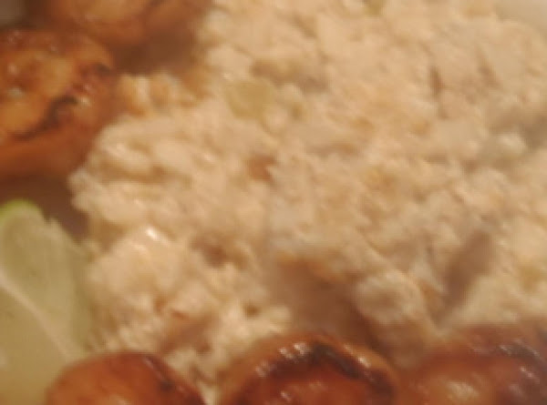 Baked Rice With Green Chilis Recipe
