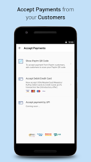 Payments, Wallet & Recharges screenshot 02