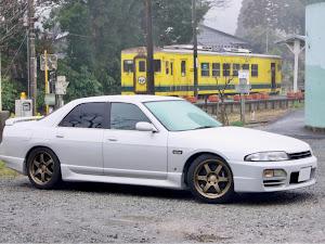 スカイライン ECR33 GTS25t タイプM SPECⅡ 4Dのカスタム事例画像 tuxedoさんの2021年03月07日07:59の投稿