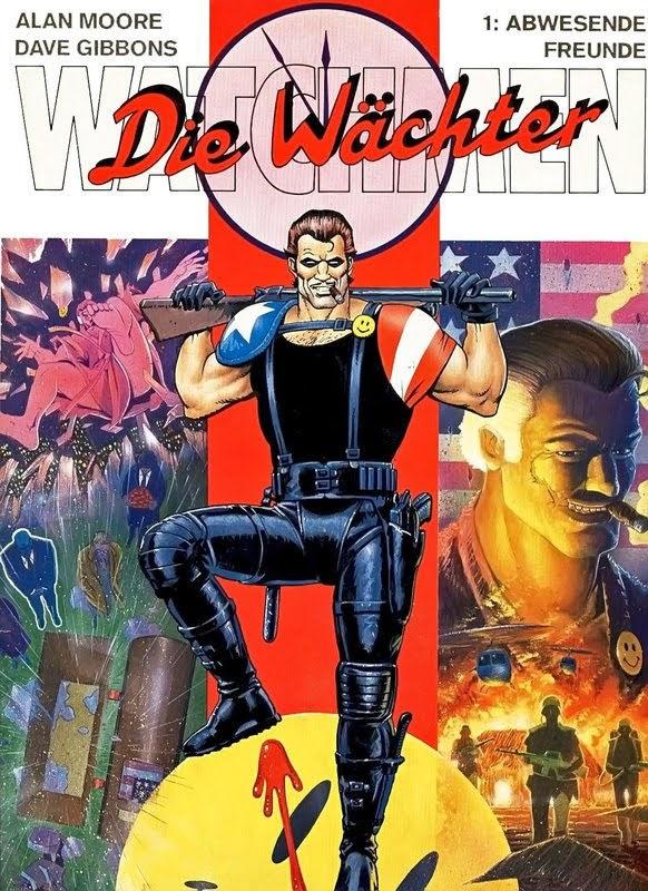 Watchmen - Die Wächter (1989) - komplett