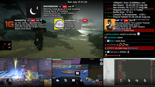 SmartTV Client for Twitch screenshot 6