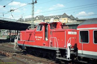 Photo: 363 668-5 (DB) {Hamburg Hbf; 2002-07-29}