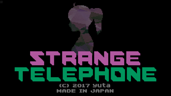 Strange Telephone- screenshot thumbnail