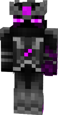 hes a enderman and a king