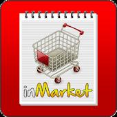 inMarket - Lista de Compras