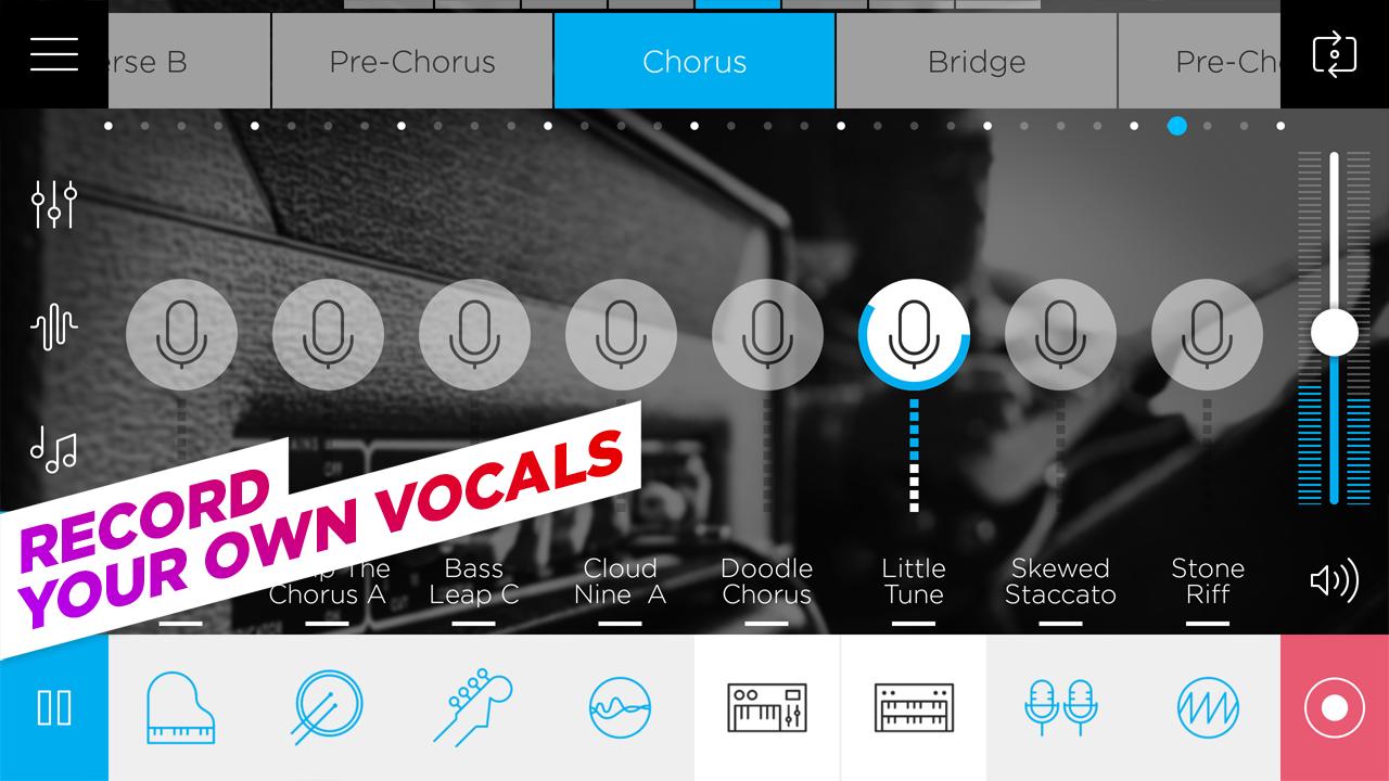 Music Maker JAM screenshot #3