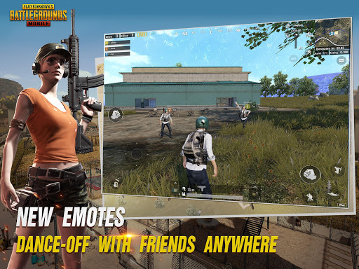 PUBG MOBILE 0.7.0 screenshots 11