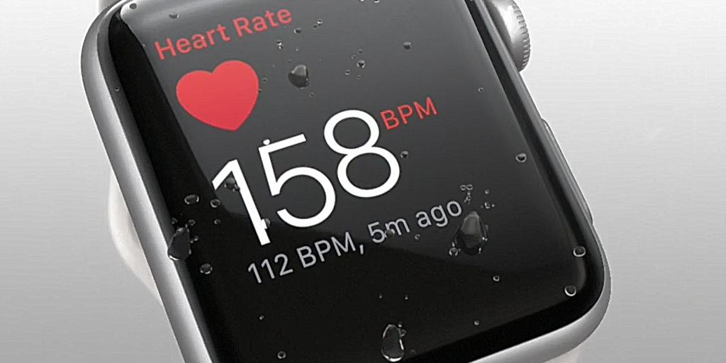 tính năng đo nhịp tim apple watch Bạch Long Mobile