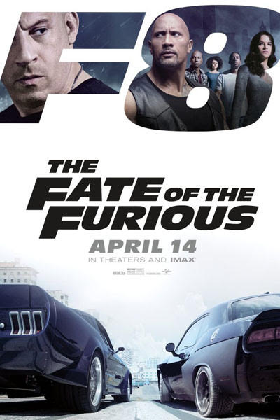 The Fate of the Furious 8